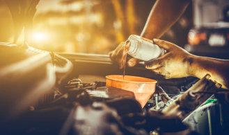 car change oil