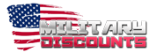 militray discount logo