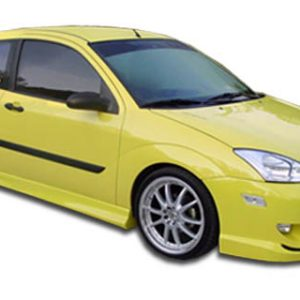 2000-2007 Ford Focus Duraflex Poison Side Skirts Rocker Panels - 2 Piece