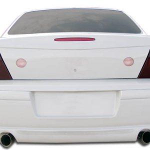 2000-2005 Chevrolet Impala Duraflex Skyline Rear Lip Under Spoiler Air Dam - 1 Piece