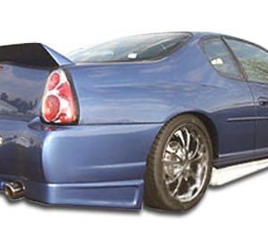 2000-2007 Chevrolet Monte Carlo Duraflex F-1 Side Skirts Rocker Panels - 2 Piece