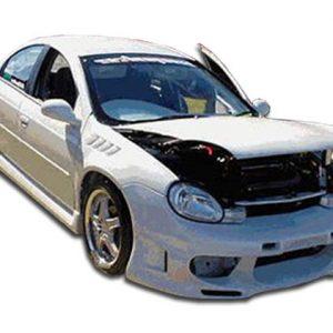 2000-2002 Dodge Neon Duraflex Showoff 3 Front Bumper Cover - 1 Piece