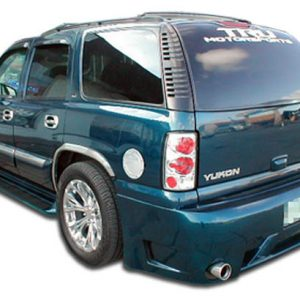 2000-2006 Chevrolet Tahoe GMC Yukon Duraflex Platinum Rear Bumper Cover (short wheelbase) - 1 Piece