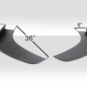 Universal Splitter Rods 100mm – 2 Piece | Automotive