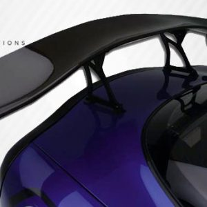 Universal Carbon Creations GT Concept Wing Trunk Lid Spoiler - 1 Piece