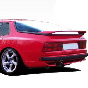 1977-1988 Porsche 924 Duraflex Turbo 944 Look Rear Diffuser - 2 Piece