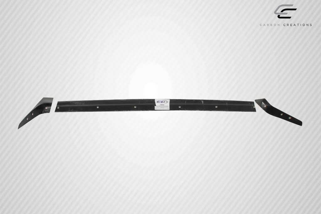 1982-1992 Chevrolet Camaro Carbon Creations Xtreme Wing Trunk Lid Spoiler - 3 Piece