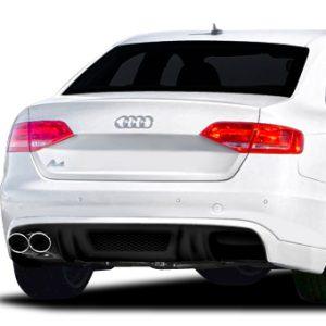 2009-2012 Audi A4 4DR R-1 Rear Diffuser - 1 Piece
