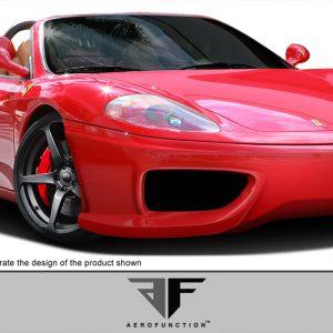 1999-2004 Ferrari 360 Modena AF-1 Front Bumper Cover ( GFK ) - 1 Piece