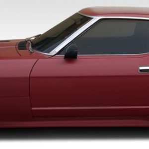 1970-1978 Nissan 240Z 260Z 280Z 2DR Duraflex MS-R Side Skirts Rocker Panels - 2 Piece