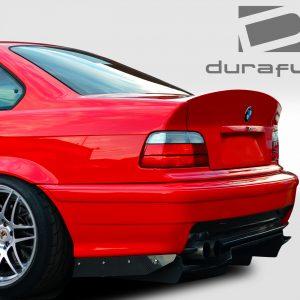 1992-1998 BMW 3 Series M3 E36 2DR Duraflex CSL Look Trunk- 1 Piece