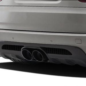 2010-2013 BMW X5M E70 AF-1 Wide Body Exhaust ( Metal ) - 1 Piece