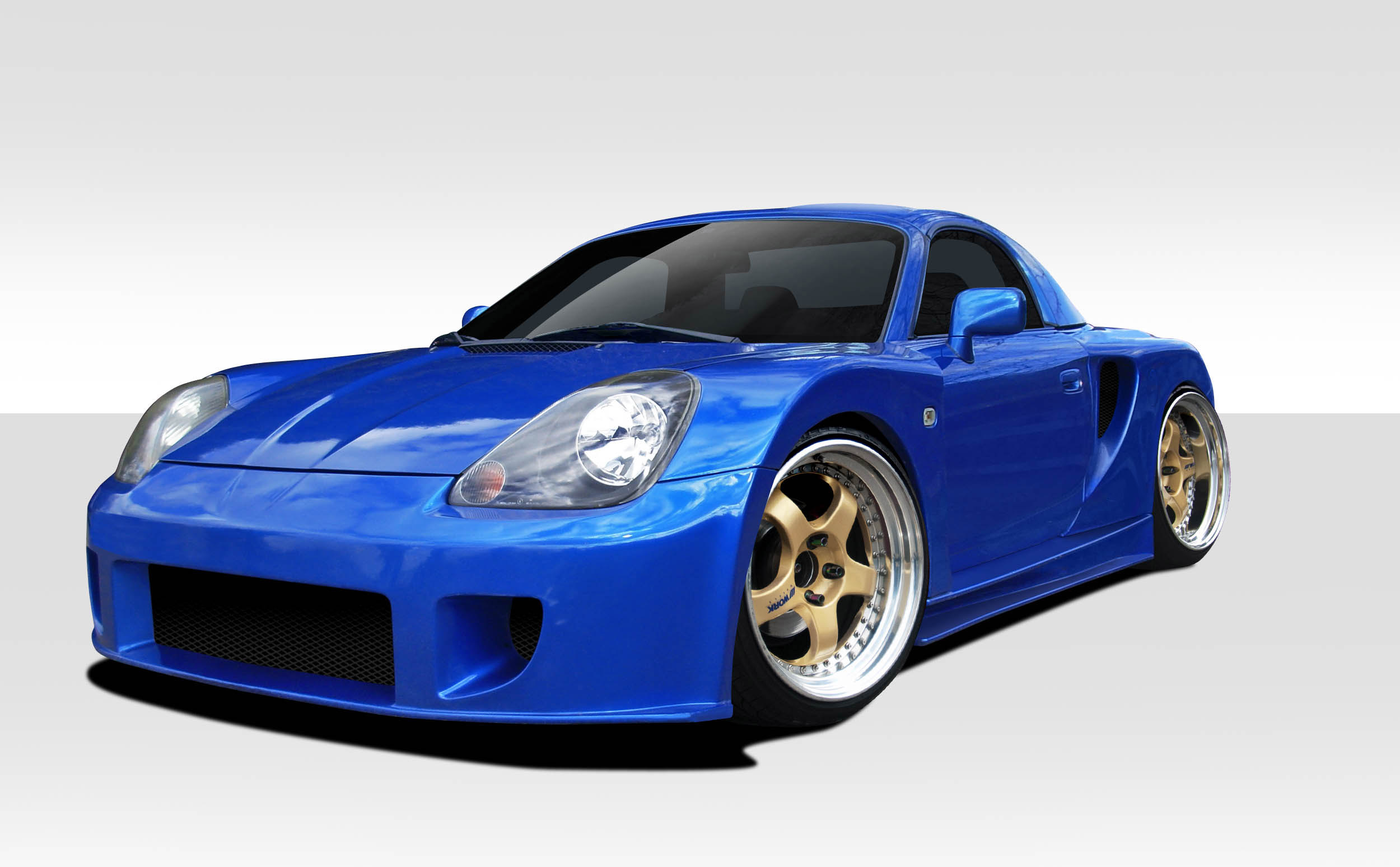 Duraflex MR2 Spyder TD3000 Front Lip Under Spoiler Air Dam 1 Piece for MRS
