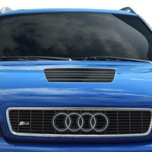 1996-2001 Audi A4 S4 B5 AF-1 Hood ( GFK ) - 1 Piece (Overstock)