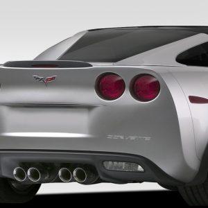 2005-2013 Chevrolet Corvette C6 Duraflex Stingray Look Window Rails - 2 Piece