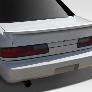 1989-1994 Nissan 240SX S13 2DR Duraflex Winner Rear Wing Trunk Lid Spoiler - 1 Piece