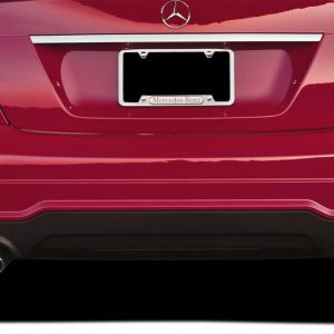 2008-2014 Mercedes C Class W204 C350 Vaero C63 V2 Look Rear Bumper Cover ( without PDC ) - 2 Piece