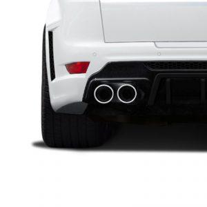 2014-2015 Land Rover Range Rover Sport AF-1 Exhaust Tips - 2 Piece
