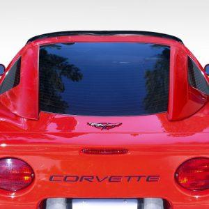 1997-2004 Chevrolet Corvette C5 Duraflex Stingray Look Window Rails - 2 Piece
