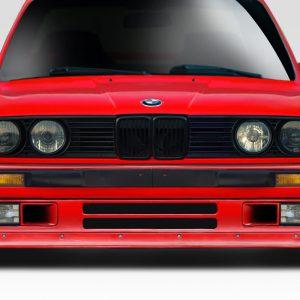 1984-1991 BMW 3 Series E30 Duraflex TKO Front Lip - 1 Piece