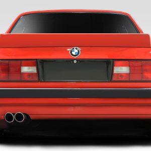 1984-1991 BMW 3 Series E30 Duraflex TKO Rear Wing Spoiler - 1 Piece