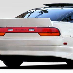 1989-1994 Nissan 240SX S13 HB Duraflex RBS Rear Wing Spoiler -1 Piece