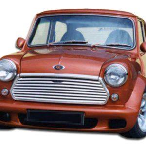 1959-2000 Mini Cooper Duraflex Type Z Wide Body Kit - 8 Piece