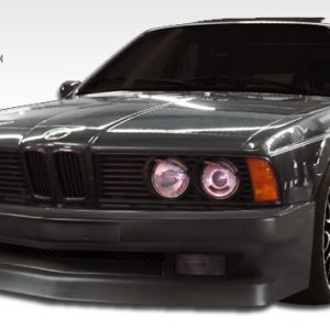 1976-1989 BMW 6 Series E24 2DR Duraflex ZR-S Front Bumper Cover - 1 Piece