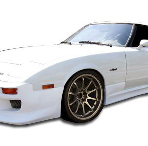 1979-1985 Mazda RX-7 Duraflex GP-1 Side Skirts Rocker Panels - 2 Piece