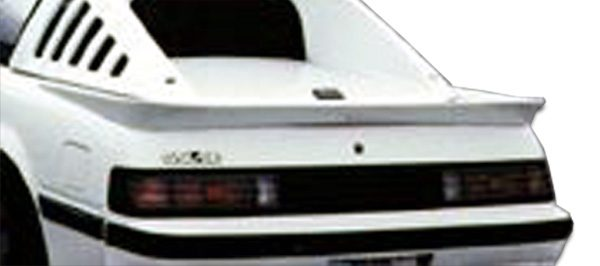 1979-1985 Mazda RX-7 Duraflex M-1 Speed Wing Trunk Lid Spoiler - 1 Piece