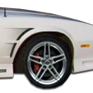 1982-1992 Chevrolet Camaro Duraflex GT Concept Fenders - 2 Piece