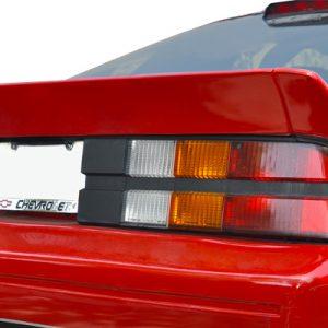 1982-1992 Chevrolet Camaro Duraflex Xtreme Wing Trunk Lid Spoiler - 3 Piece
