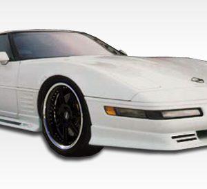 1984-1990 Chevrolet Corvette C4 Duraflex GTO Front Lip Under Spoiler Air Dam - 1 Piece