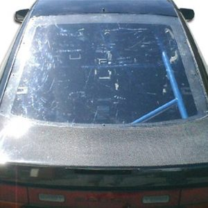 1989-1994 Nissan 240SX S13 HB Carbon Creations OEM Trunk - 1 Piece