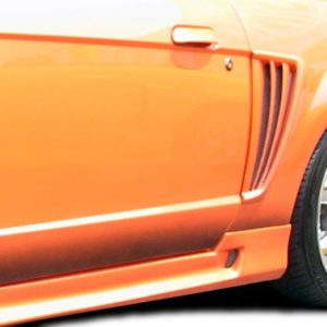 1999-2004 Ford Mustang Couture Urethane Colt Side Scoop - 2 Piece