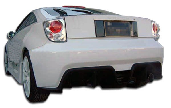 2000-2005 Toyota Celica Duraflex Bomber Rear Bumper Cover - 1 Piece