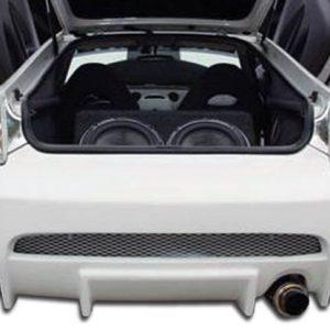 2000-2005 Toyota Celica Duraflex Vader Rear Bumper Cover - 1 Piece