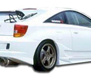 2000-2005 Toyota Celica Duraflex Xtreme Rear Bumper Cover - 1 Piece