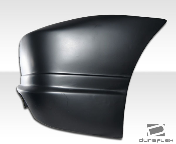 2000-2007 Ford Focus ZX3 ZX5 Duraflex Poison Rear Bumper Cover - 1 Piece