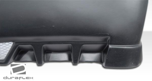 2000-2003 Nissan Maxima Duraflex Evo 5 Rear Bumper Cover - 1 Piece