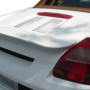 2000-2005 Toyota MRS MR2 Spyder Duraflex Type W Wing Trunk Lid Spoiler - 1 Piece