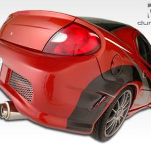 2000-2002 Dodge Neon Duraflex Kombat Rear Bumper Cover - 1 Piece (Overstock)