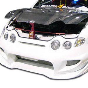2000-2001 Hyundai Tiburon Duraflex Vader 2 Front Bumper Cover - 1 Piece