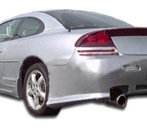 2001-2002 Dodge Stratus 2DR Duraflex G-2 Rear Bumper Cover - 1 Piece (Overstock)