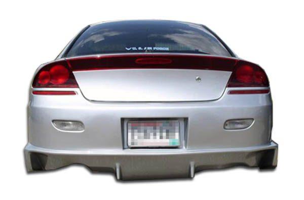 2001-2002 Dodge Stratus 2DR Duraflex Viper Rear Bumper Cover - 1 Piece (Overstock)