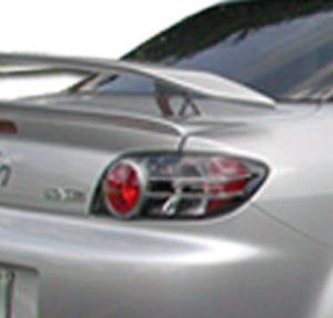 2004-2011 Mazda RX-8 Duraflex M-1 Speed Wing Trunk Lid Spoiler - 3 Piece