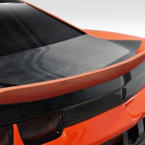 2010-2013 Chevrolet Camaro Duraflex Circuit Wing Trunk Lid Spoiler - 1 Piece