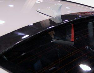 2010-2016 Hyundai Genesis Coupe 2DR Duraflex Circuit Roof Wing Spoiler - 1 Piece