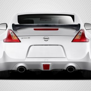 2009-2018 Nissan 370Z Z34 Coupe Carbon Creations N-1 Wing Trunk Lid Spoiler - 1 Piece