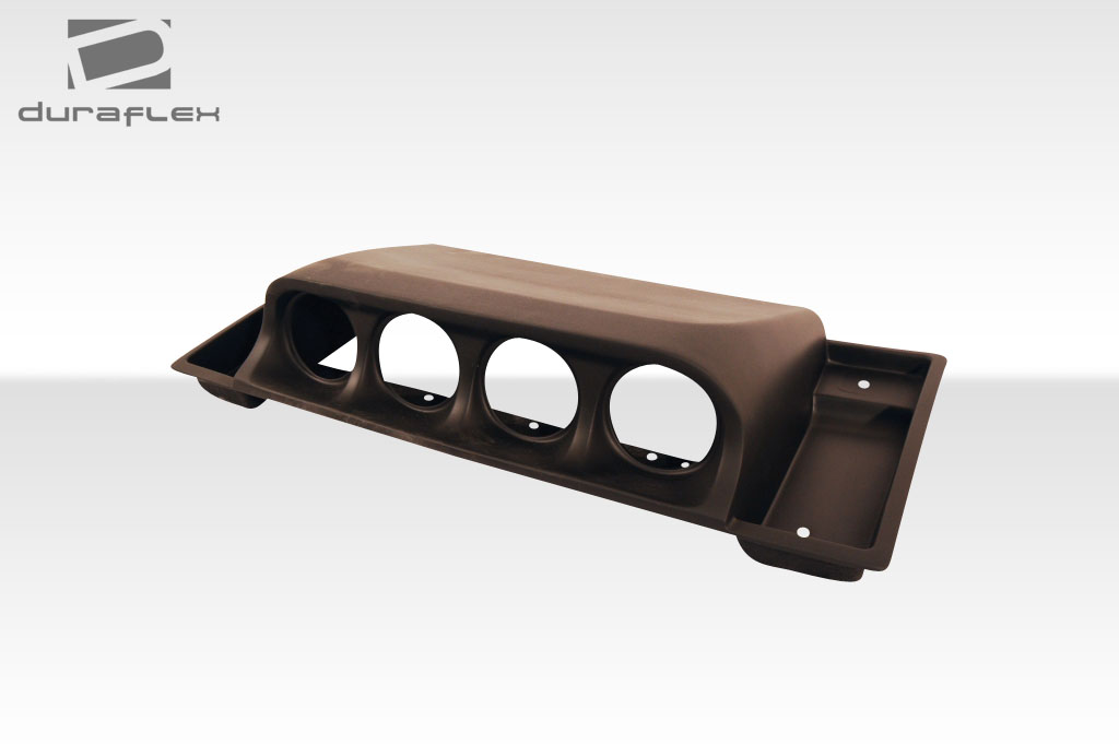 2003-2009 Hummer H2 Duraflex BR-N Foglight Panel for Hood - 1 Piece